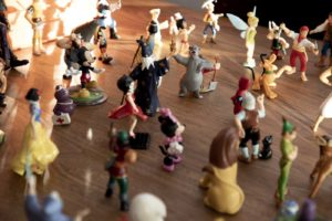 figurines héros