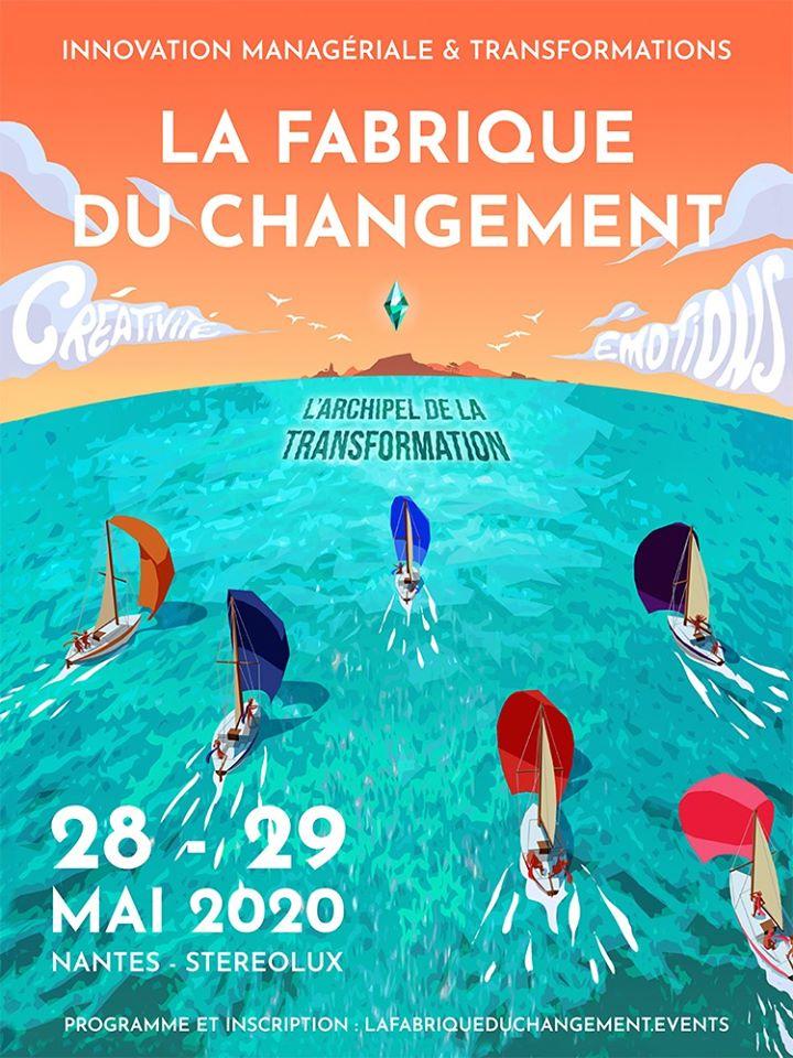 affiche Fabrique 2020