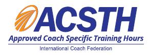 Logo ACSTH ICF
